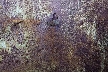 Rusty iron surface photo