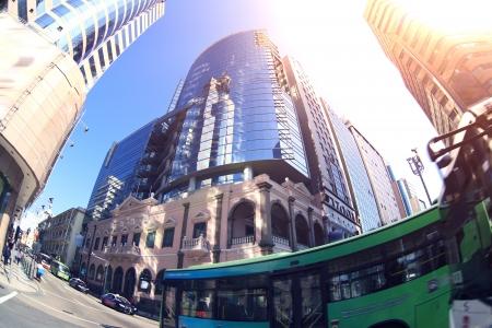 Macau city building