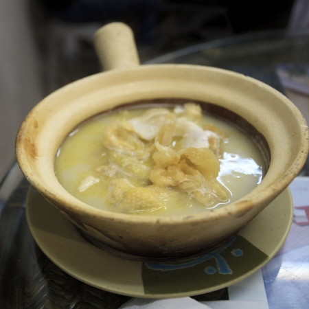 Chinese dish, shark fin photo