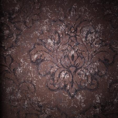 victorian wallpaper: Partial close-up color wallpaper