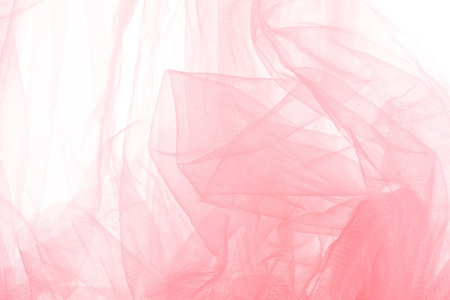 Abstract soft chiffon texture background Archivio Fotografico