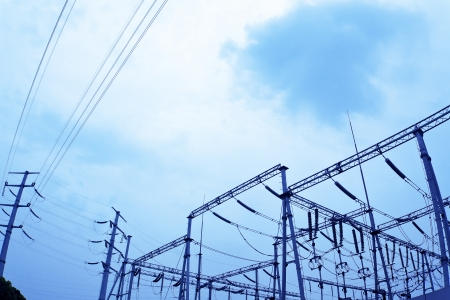 Power switching station