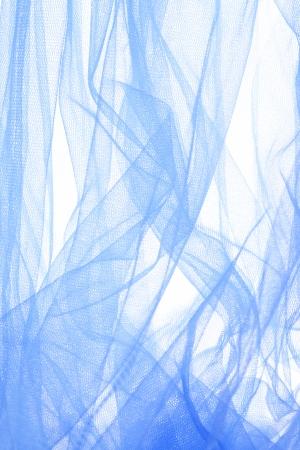 Abstract soft chiffon texture background Archivio Fotografico