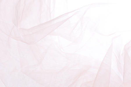Abstract soft chiffon texture background Stock Photo