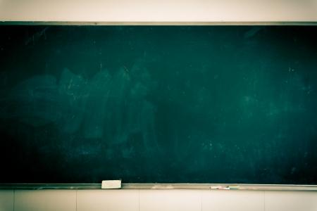 Classroom blackboard Archivio Fotografico