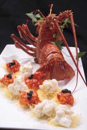 Australian lobster photo