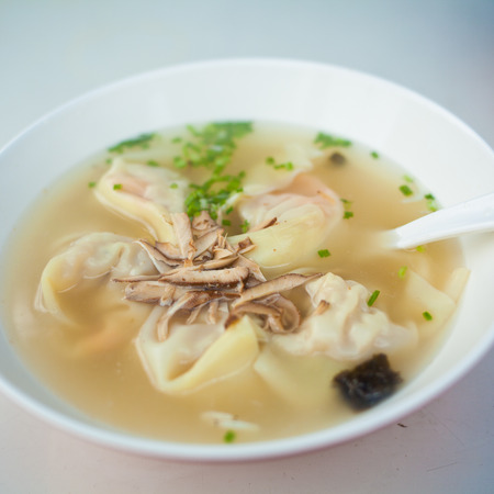 Chinese wonton photo