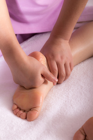 spa foot by touch photo