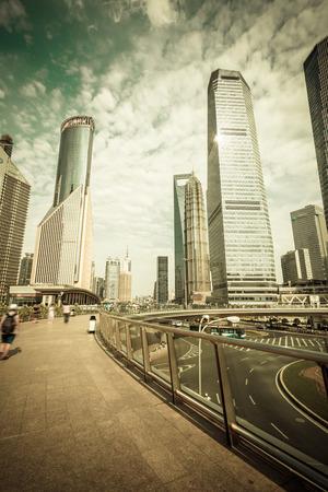 Shanghai Urban Construction, Pudong
