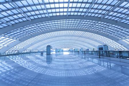 futuristic interior: Beijing Modern Architecture