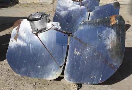 stoves: Solar stoves