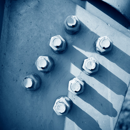 rivets: Steel rivets