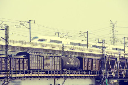 highspeed: High-speed rail