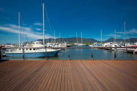 cairns: Queensland Cairns City Stock Photo