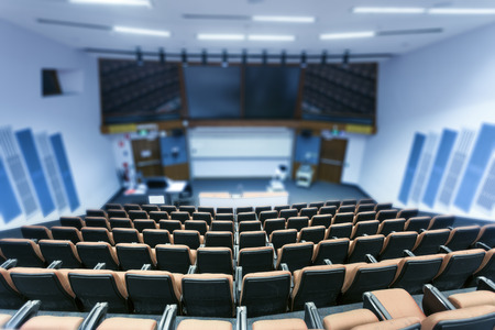 salle de classe: Salle de classe universitaire Fuzzy
