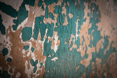 mottled: Mottled paint surface