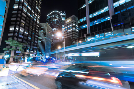 Brisbane city. Nights
