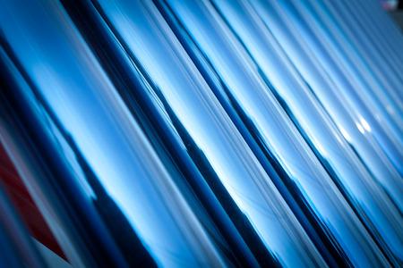 vasos de agua: Vidrio solar