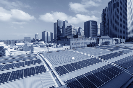 locales comerciales: Energía solar