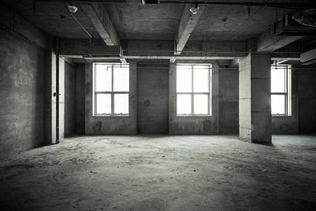 new construction: Empty buildings