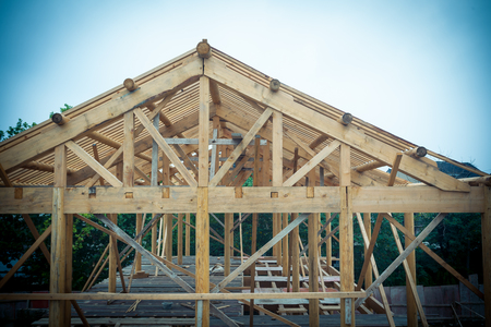 home addition: Construction of buildings