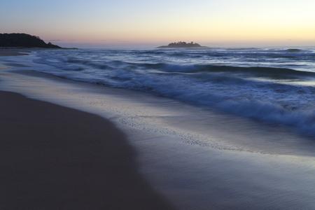 coastline: New South Wales coastline