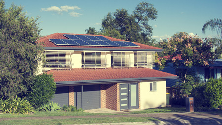 residential: Australian solar panels Editorial