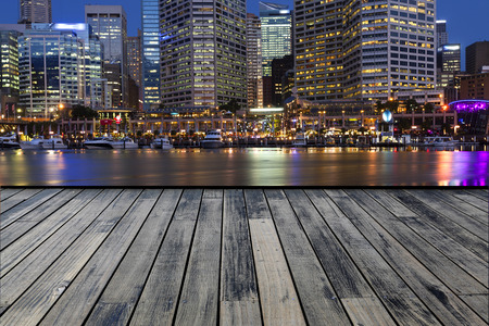 darling: Darling Harbour, Sydney Stock Photo