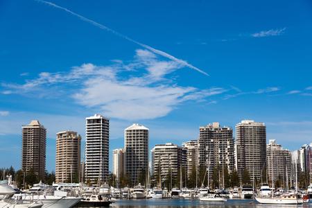gold coast: Australias Gold Coast building
