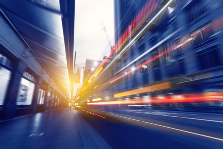 Sydney City stoplicht routes in de George Street Stockfoto