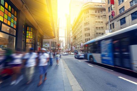 シドニー市内