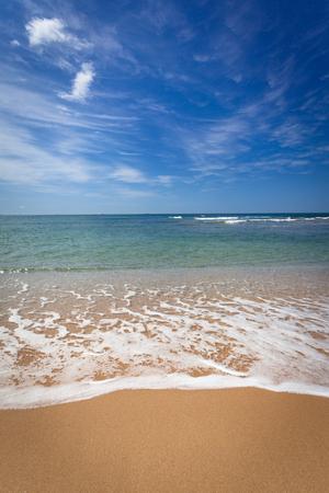 coastline: Sunshine Coast Queensland coastline