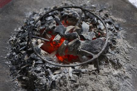 stove: Charcoal stove