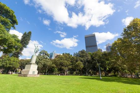 hyde: Hyde Park Sydney City