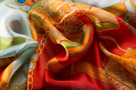 중국의 실크 두꺼운 스카프