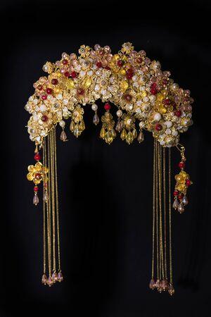 Traditional Chinese style headdress