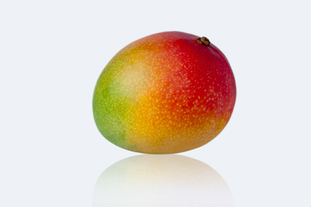 Taiwan's famous tropical fruit, mango, aroma and golden flesh