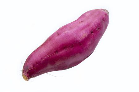 Japanese sweet potato, one of the staple foods of mankind Stock Photo