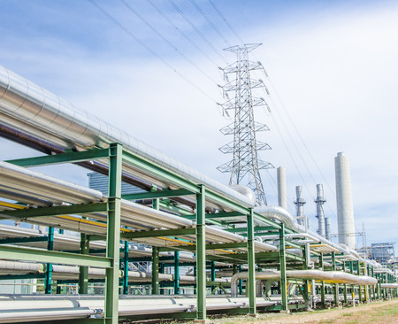 Power Plant, Industrial estate in thailand