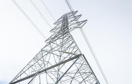 230KV High-voltage  transmission tower in thailand