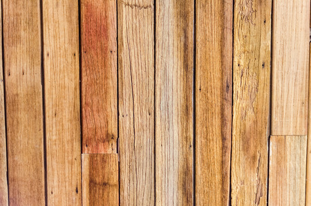 Wood background with knots and nail holes Banco de Imagens