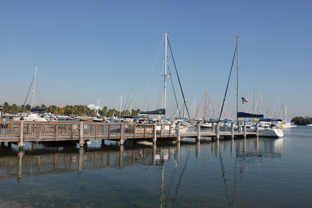 habour: habour of Miami