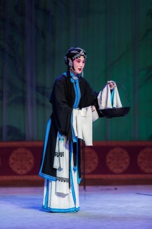 Opera di Pechino Archivio Fotografico - 17776824