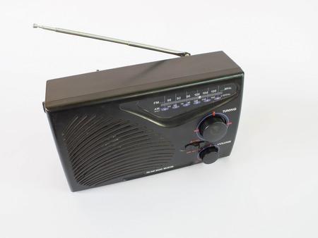 receiver: The radio receiver