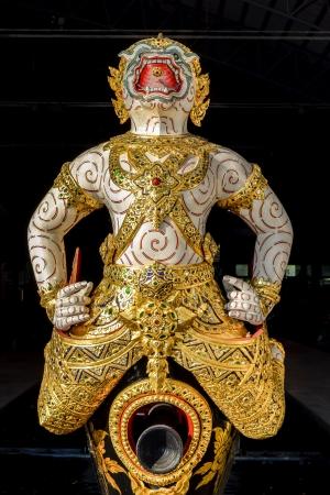 prow: Prow of Hanuman barge