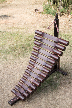pong: Thai Xylophone called Pong Lang