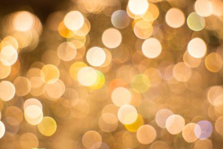 brightness: bokeh background