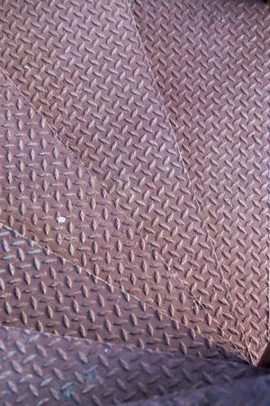 Metal Diamond Plate Surface