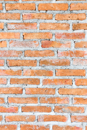 Red brickk wall grunge style background