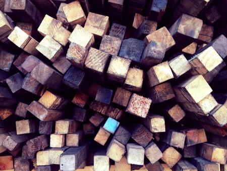 pileup: Wood pileup